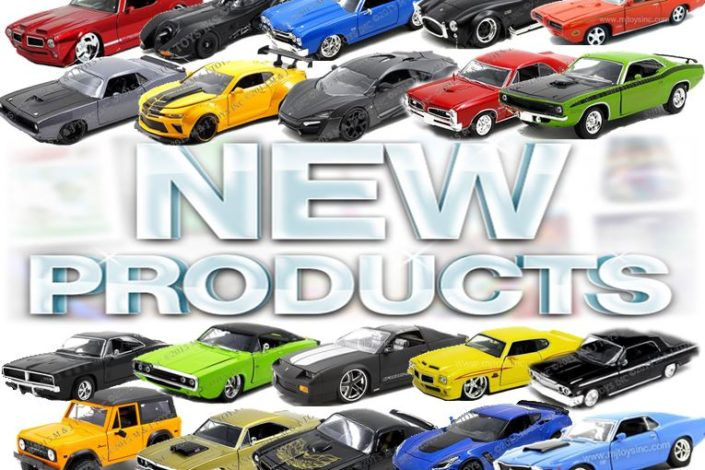 Die-Cast car novelty items
