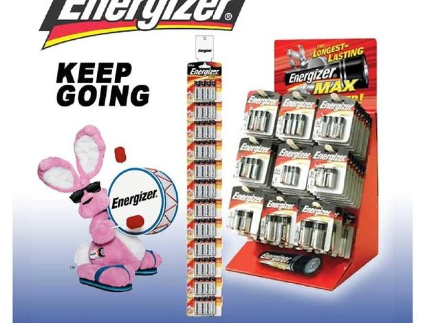 Energizer batteries for holiday gifts and novelties to go