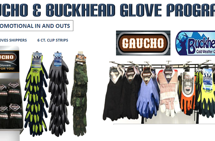 Gaucho & Buckhead winter work glove program